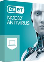 ESET NOD32 Antivirus Édition 2021 - renouvellement licence, remise de fidélité incluse