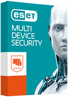 ESET Multi-Device Security Édition 2018 - renouvellement licence, remise de fidélité incluse